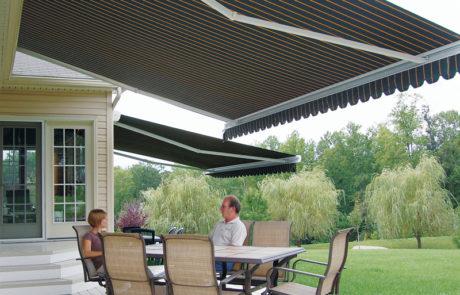 Custom Retractable Awnings Brantford Patio Canopy
